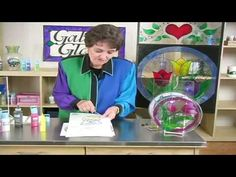 Learn how to use Gallery Glass Window color, the premium stained glass paint! Join Carol Smith as she takes you through the process.