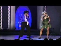 ▶ Michael Jackson and Britney Spears HD - The Way You Make Me Feel Live 2001 - YouTube