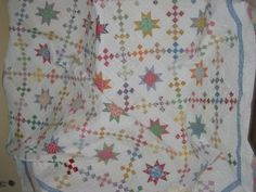 Double Nine-Patch Blocks & Stars