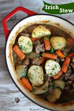 Irish Stew | Food Recipes  ~XOX