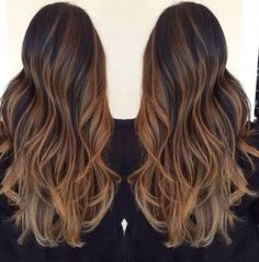 Oh,i really want me have this long waves hair !