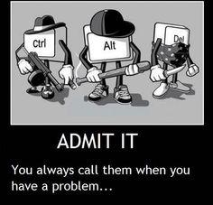Control Alt Del Computer Keyboard  ---- hilarious jokes funny pictures walmart fails meme humor