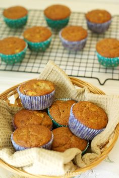 A Healthy Muffin Recipe that is Kid Approved