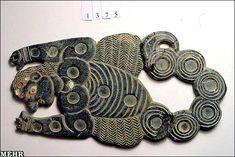 5,000 year old Jiroft artifact