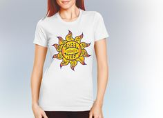 "Greek Week Shirts ""Greek Week Sunshine 2"" Design $9.90 #Greek #Sorority #Fraternity #GreekWeek #Clothing #AlphaKappaAlpha #AKA"