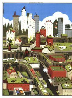The Curious Garden: Peter Brown: 9780316015479: Amazon.com: Books
