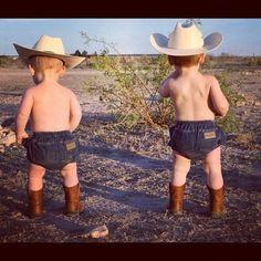 cowboys, OMG how cute