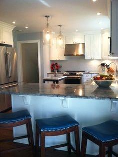 Kitchen design for split level homes houzz is the new for Split level home kitchen designs