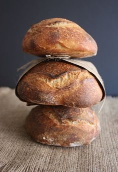 Tartine Bread Experiment: baby boules