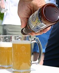 Michigan Beer & Brat Festival at Crystal Mountain    Every Memorial Day Weekend