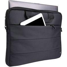 "At Walmart V7 Cityline Toploader Laptop Case for Macbook Pro, Ultrabooks, Chromebooks and Slim Laptops up to 14.1"""