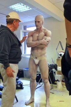 "Behind the scenes: ""Prometheus"""