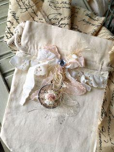 Fancy Muslin Bag