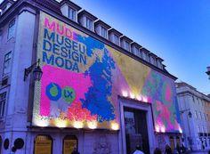MUDE – Museu do Design e da Moda, Lisbon Fashion/Design museum