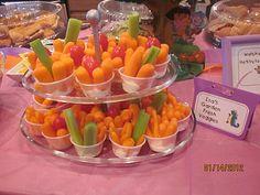Dora Party Food