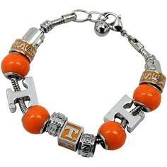 Tennessee Volunteers Ladies Bev Bracelet