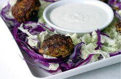 falafel, dinner, grain free, diabetes food, food blogs, food allergies, gluten free recipes, yogurt tahini, tahini sauc