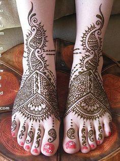 henna art - inspiration