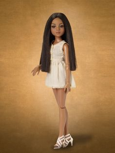 My newest doll! All Natural Lizette - Spice | Wilde Imagination