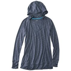 This is my new running top... amazing champion, layer top, style, colors, women hood, color 11, assort color, hood layer, comfi