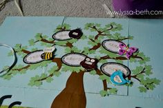 This might be a neat way to do the Jesse Tree . . .