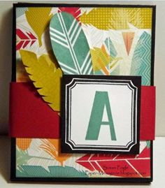 Paper Menagerie: Three Amigos May Blog Hop