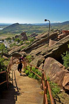 Red Rocks #Colorado