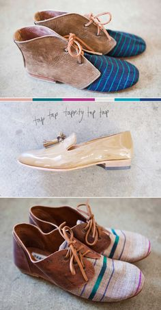 these shoes are fantastic. don't know who the designer is...