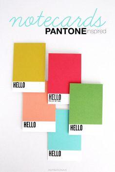 No. 69 Pantone Inspi
