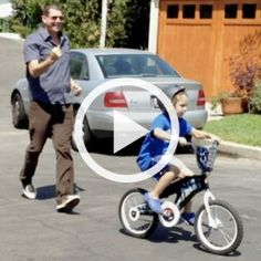 Videos on Spoonful- Teach your kids to ride a bike!