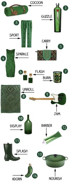 re:pin BKLYN contessa :: #emerald