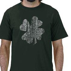 Classic distressed shirt
