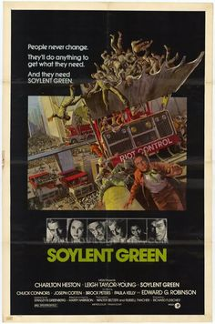 Soylent Green...watch it!