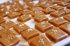Sea Salt Caramel Candy