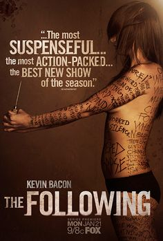 'The Following' new poster