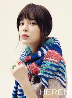 Park Si Yeon for Heren