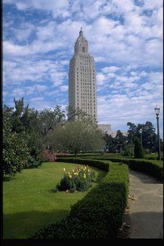 Baton Rouge State Capital-  Louisianatravel.com