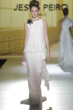 Jesús Peiró Barcelona Bridal Week dresses 2014