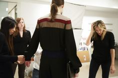 BCBGMAXAZRIA 2012 Runway Behind-the-Scenes
