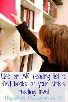 If you're searching for a way to find new books for your child to read in their level, here's an easy tip for how to do it using a free Internet resource.