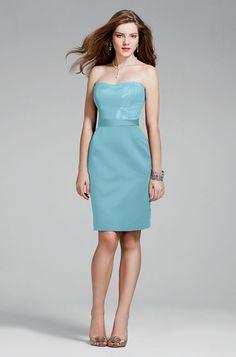 Alfred Angelo 7245 Bridesmaid Dress | Weddington Way