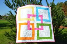 modern quilt love