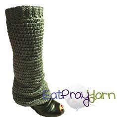 Crochet Pattern Central - Free Legwarmers Crochet Pattern