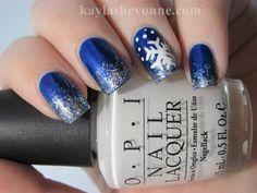 Winter Nails (from Nails by Kayla Shevonne)