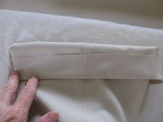 How to Hem Tapered and Flared Pants Without Puckers