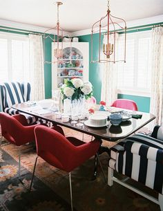 Lonny Magazine May 2012   Photography by Patrick Cline; Interior Design by Jamie Meares
