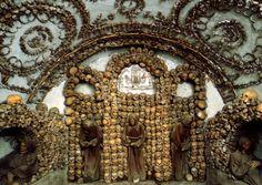 Catacomb dei Cappuccini, Rome, Italy