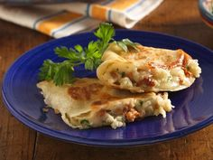 My Favorite Things: Potato and Sausage Quesadillas