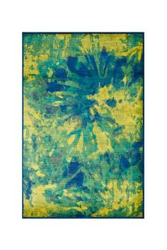 Madeline Indoor/Outdoor Rug - Island Blue by Loloi Rugs on @HauteLook 5 x 8 $159