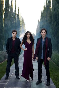 Vampire Diaries...my new favorite show!